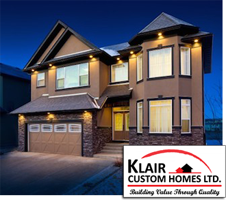 Klair Custom Homes: Exterior