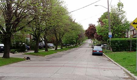 Strathearn Road Toronto Cedarvale
