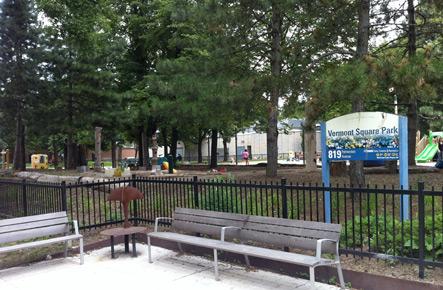 Vermont Square Park