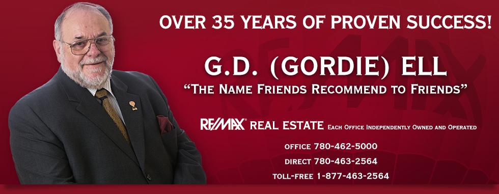 G.D. (Gordie) Ell