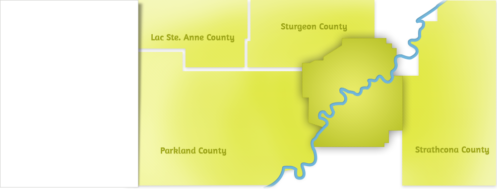 Edmonton Map