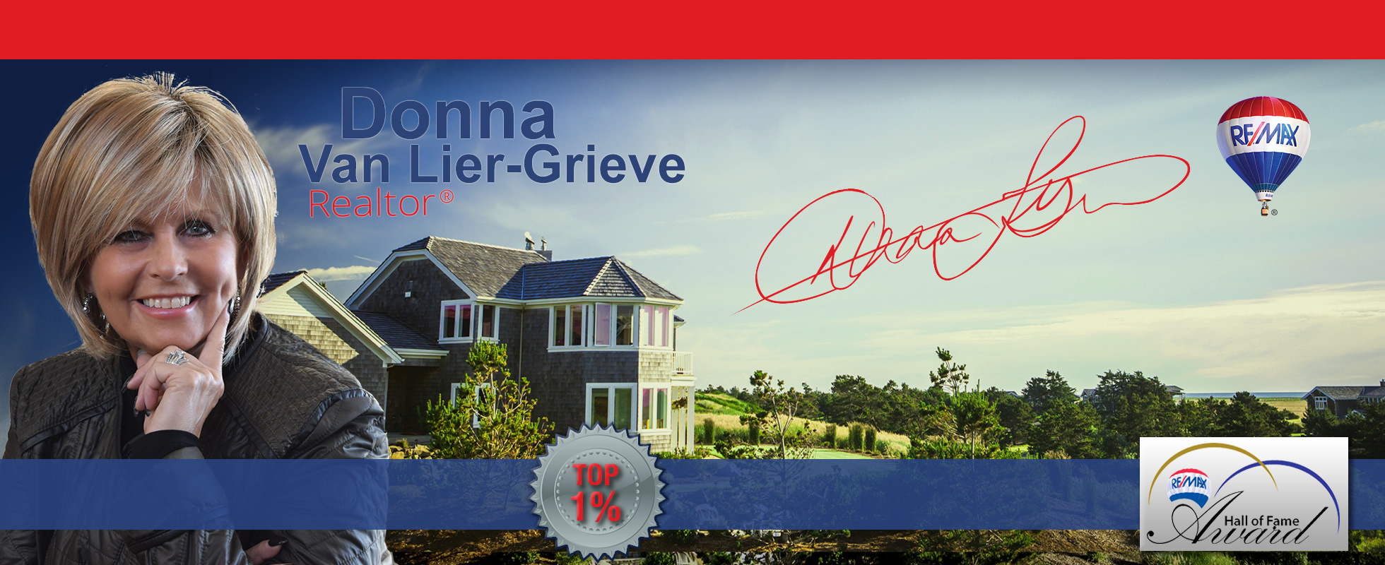Donna Van Lier-Grieve