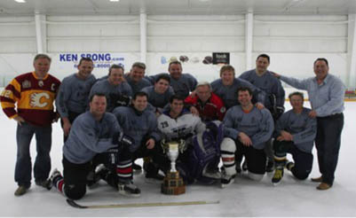 RE/MAX Hockey Team