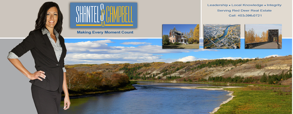 Shantel Campbell Serving Red Deer Real Estate