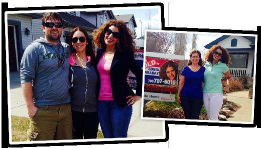 Buying Sherwood Park Homes with Sonia Tarabay