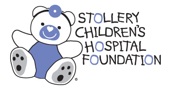 Sonia Supports the Stollery Children's Hospital