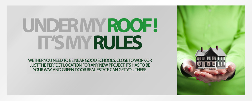 Under My Roof It's My Rules