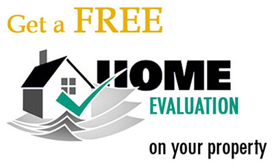 Free Home Evaluation graphic