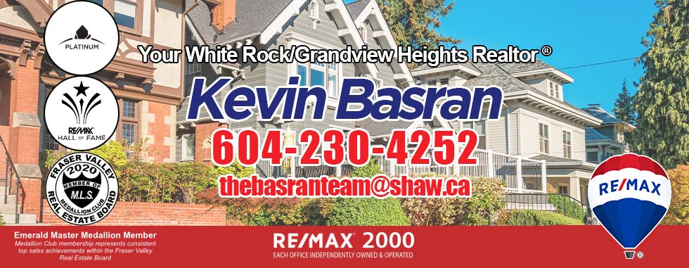 Your South Surrey/Grandview Heights REALTOR®